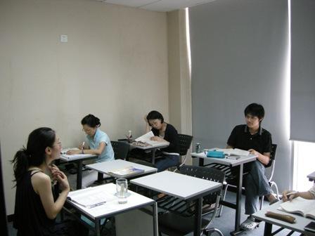 夏休み中国語留学コース