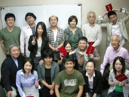 3月全日制中国語コース
