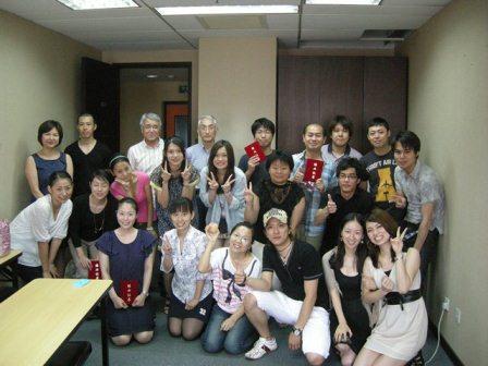 5月全日制中国語コース