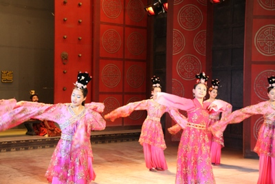 三国城美女の宴